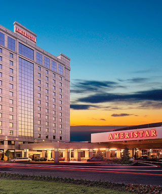 ameristar east chicago casino hotel