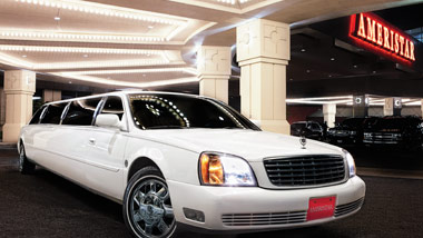 Ameristar East Chicago with limo